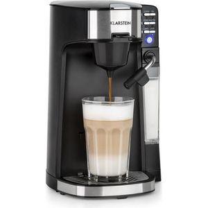 CAFETIÈRE Klarstein Baristomat Machine à café & thé automati