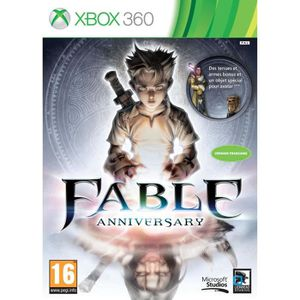 JEU XBOX 360 FABLE ANNIVERSARY [IMPORT ALLEMAND] [JEU XBOX 3…
