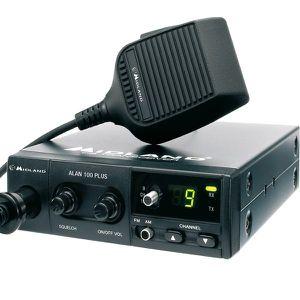 RADIO CB Radio CB, bande AM-FM, squelch, canaux d'urgenc…
