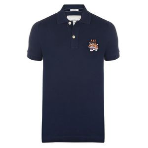 POLO ABERCROMBIE & FITCH Homme Polo Navy