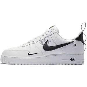 Nike air force 1 noir et blanche homme - Cdiscount