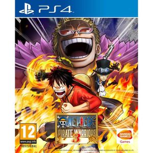 JEU PS4 One Piece : Pirate Warriors 3 Jeu PS4