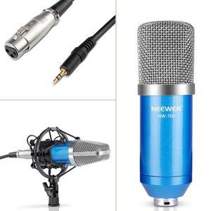 MICROPHONE NEEWER® NW-700 Microphone Micro Condensateur Profe