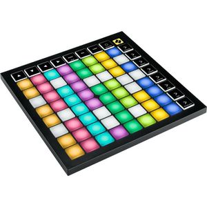 INTERFACE AUDIO - MIDI Novation LAUNCHPAD-X - Matrice 8x8 pads RGB