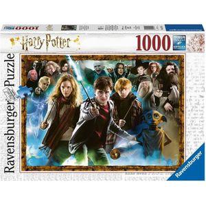 PUZZLE RAVENSBURGER Puzzle 1000 p - Harry Potter et les s