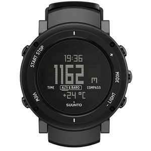 CARDIOFRÉQUENCEMÈTRE SUUNTO Montre GPS Core Ultimate - Noir