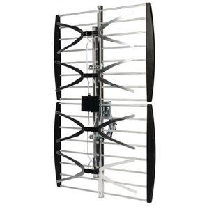 ANTENNE RATEAU VALUELINE Antenne rateau UHF TV extérieure 14dB DV