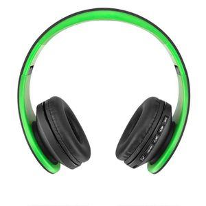 CASQUE - ÉCOUTEURS Pour Xiaomi, iPhone, iPad, iPod, vert Samsung, HTC