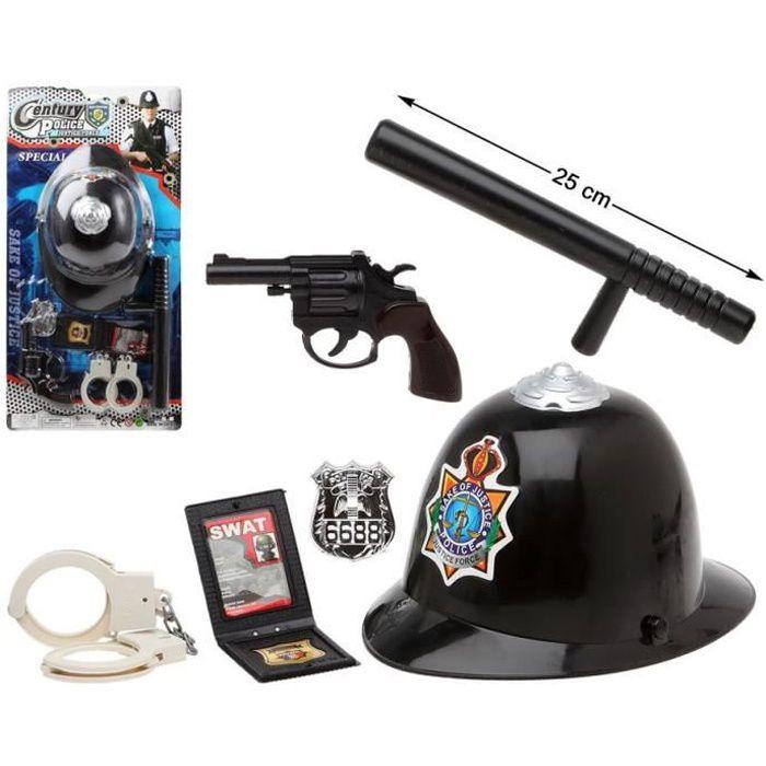 ATOSA Kit police - Noir