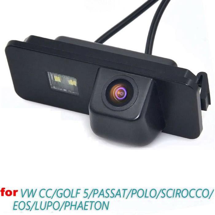 Caméra de recul arrière pour voiture VW Golf V GOLF 5 SCIROCCO EOS LUPO PASSAT CC POLO (2 cages) Phaeton Beetle Seat VARIANT