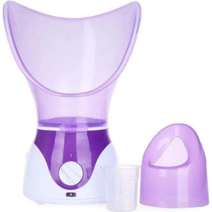 Professional électrique Thermal Spa Facial Sauna Mist vapeur et de vapeur inhalateur, Facebook humidificateur soin