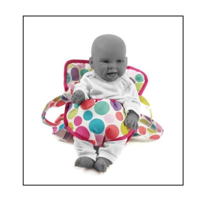 Bayer Chic 2000 782 17 Ceinture de portage pour poupées (Jouet)
