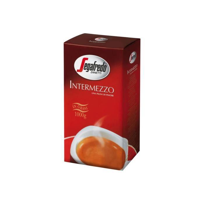 Segafredo Zanetti Intermezzo Grains de café 1000 g