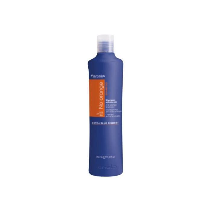 Fanola No orange Shampoing bouteille 350 ml