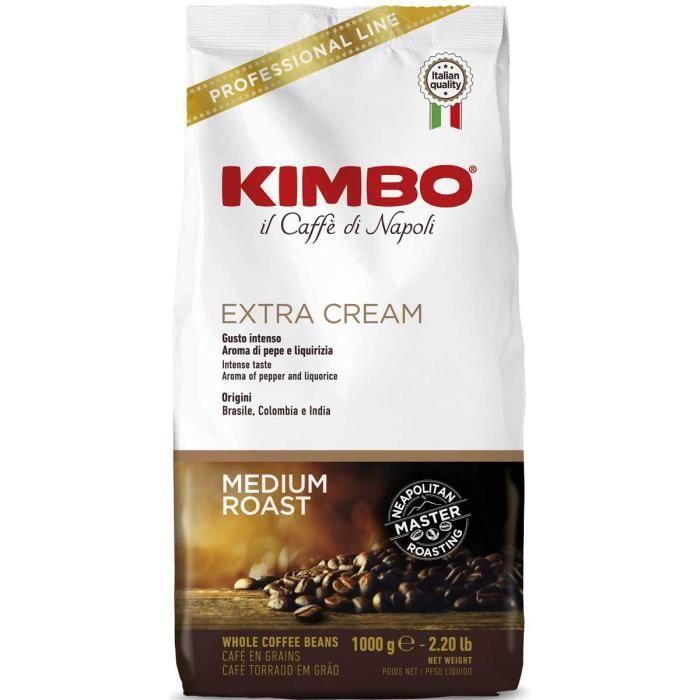 KIMBO ESPRESSO BAR EXTRA CREAM 1KG