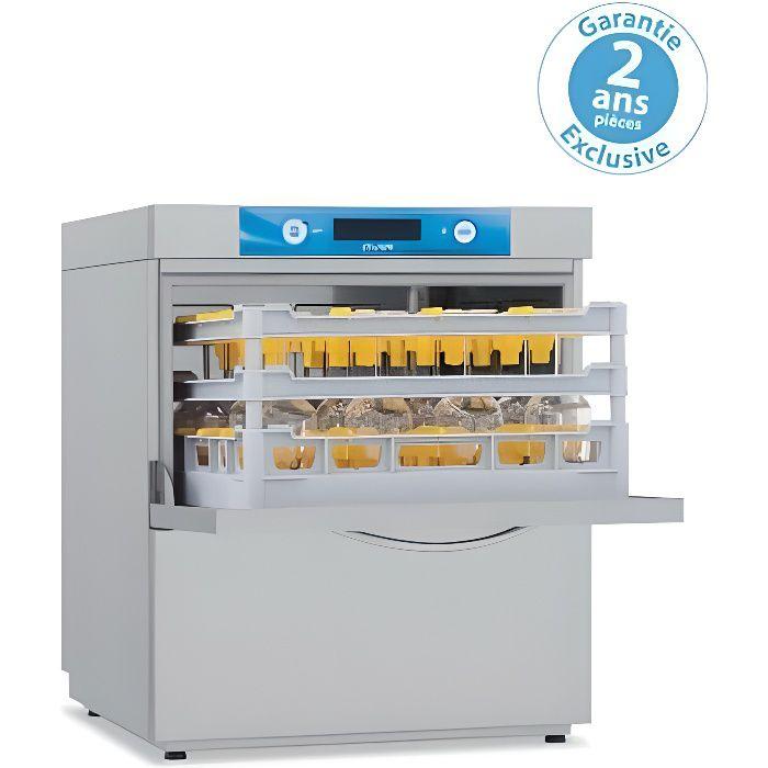 Lave-verres/vaisselle - panier 500 x 500 mm - Elettrobar -