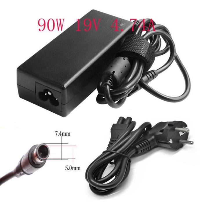 Adaptateur secteur - Chargeur PC Portable HP