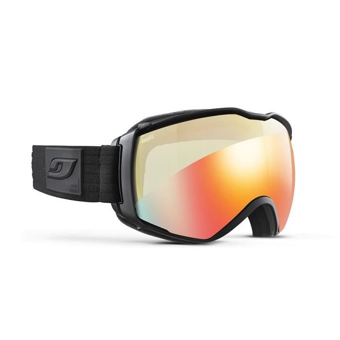 JULBO Masque de Ski Aerospace Noir
