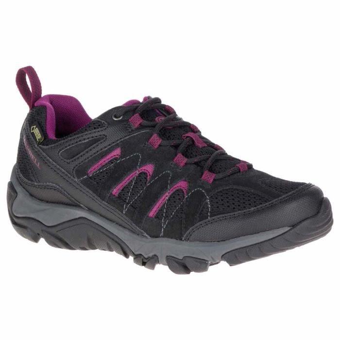 Chaussures femme Randonnée Merrell Outmost Vent Goretex