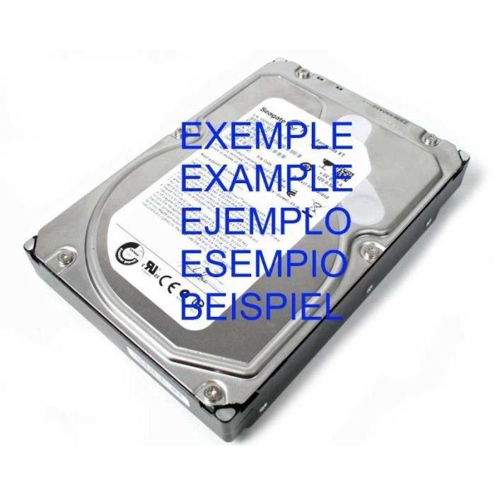 Disque dur TOSHIBA MK4034GSX SATA 2,5- 5400 Rpm 40 Gigas