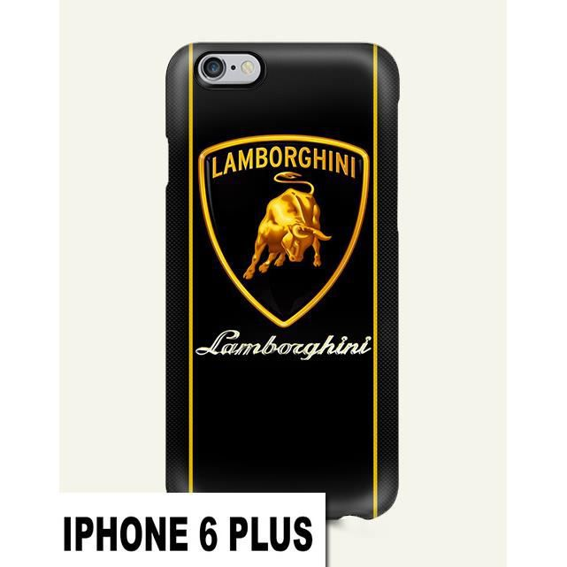 coque lamborghini iphone 8 plus