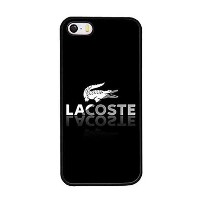 coque iphone 5s lacoste achat vente coque iphone 5s. Black Bedroom Furniture Sets. Home Design Ideas