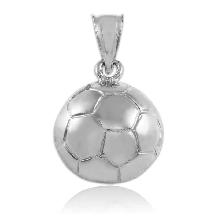 PendentifFootball Sport Argent Pendentif Charm