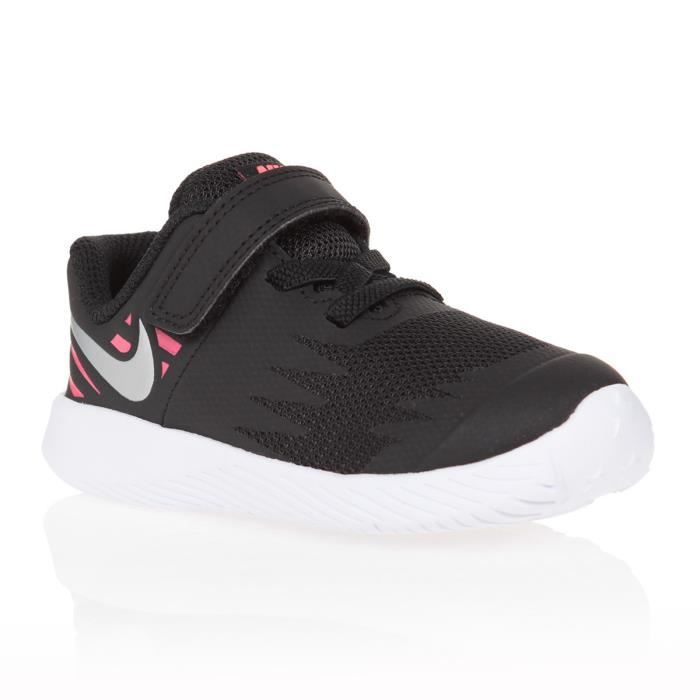 BASKET Baskets - Nike Star Runner  Fille  Noir