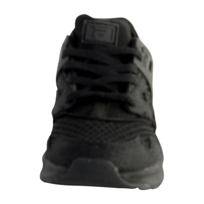 Basket Fila Fleetwood Low Junior Black34 Noir