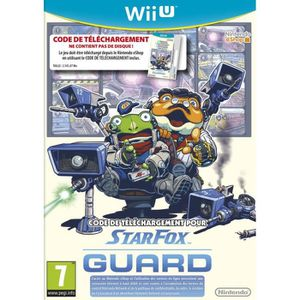 JEUX WII U Star Fox Guard Jeu Wii U