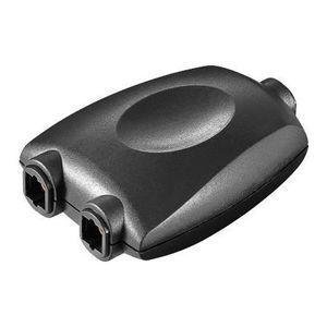 FIBRE OPTIQUE Alpexe® adaptateur Câble audio Optique-Toslink jac