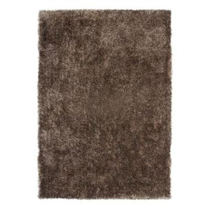 tapis shaggy marron achat vente tapis shaggy marron pas cher cdiscount. Black Bedroom Furniture Sets. Home Design Ideas