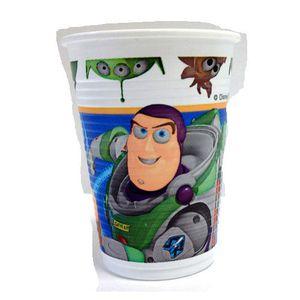 VERRE JETABLE Gobelets plastique Toy Story 3