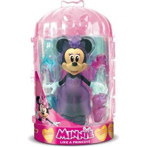 FIGURINE - PERSONNAGE IMC TOYS Figurine de 15 cm Minnie Fashionista Prin