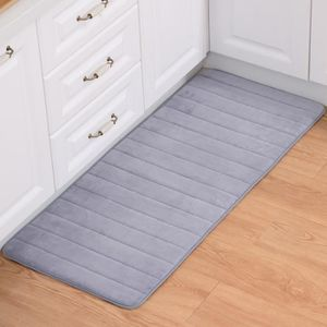 tapis de cuisine devant evier gris achat vente tapis. Black Bedroom Furniture Sets. Home Design Ideas