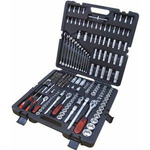 38/mm KS Tools 515.0210/3//4/Jeu de douille /à 6/pans 24 8/pi/èces courte