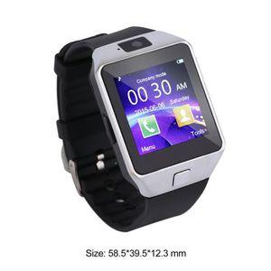 MONTRE CONNECTÉE Bluetooth montre Smart Watch Phone Mini appareil p