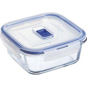 BOITES DE CONSERVATION LUMINARC Boite carrée Pure box active 76 cl transp