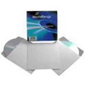 RANGEMENT CD-DVD POCHETTES EN PAPIER POUR CD/DVD (LOT DE 50)
