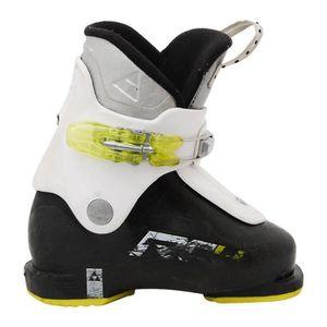 CHAUSSURES DE SKI Chaussure de ski junior Fischer race 4 noir/blanc