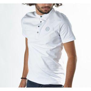 T-SHIRT T-shirt Blanc Benson&Cherry - BCTSTEUFB