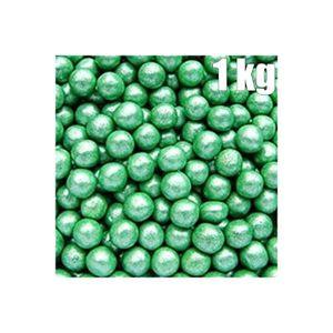 DRAGÉES 1 kg Dragées Perles Vert