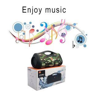 ENCEINTE NOMADE Enceinte bluetooth portable Waterproof camouflage