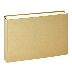 ALBUM - ALBUM PHOTO PANODIA Album photos Madison 400 vues Beige