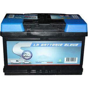 BATTERIE VÉHICULE Batterie 12V 70Ah 640A TOPCAR 474