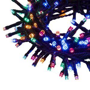 GUIRLANDE D'EXTÉRIEUR XmasKING Guirlande LED d'extérieur noël - Multicol