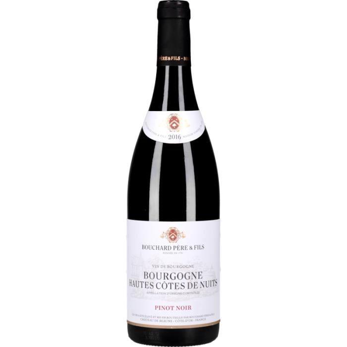 Vin Rouge - Bourgogne Hautes Côtes de Nuits 2016 - Bouteille 75cl