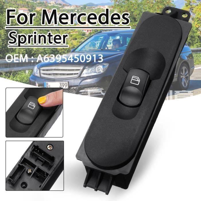 Interrupteur Lève Vitre électrique A9065451913 Côté Passager Pour Mercedes Sprinter Ve65430