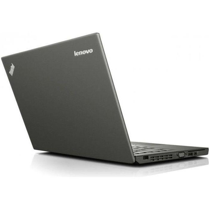 Ordinateur portable LENOVO THINKPAD X250 12- Core I5 Hdd 500 Go / 8go + Sacoche