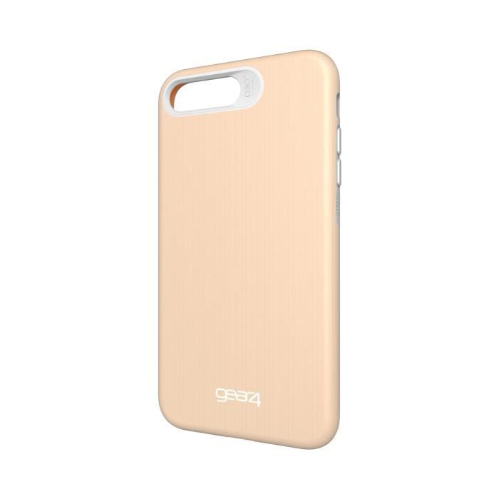 GEAR4 D3O Trafalgar Coque - iPhone 7 Plus - Or